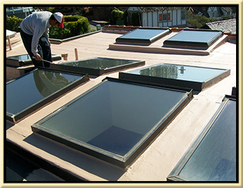 orange county skylight replacement and repairs