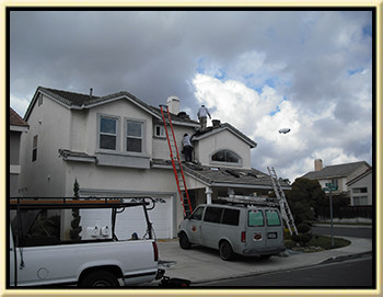 storm damage roofing repair, aliso viejo