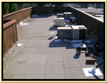 Commercial And Flat Roof Repair Orange County