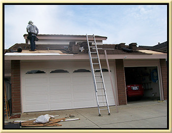 Roof Leak Detection Laguna Hills