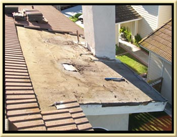 Roofing Orange County Fireplace and Chimney Roof Leak Repair