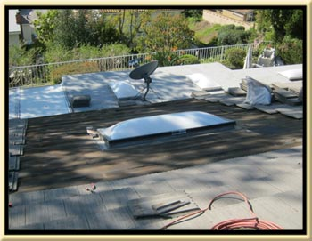 Orange County Tile Roof Flashing Replacement